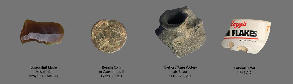 Histon & Impington Archaeology Group